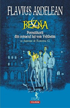 Coperta Carte Bezna. Povestitorii din conacul von Veltheim PDF