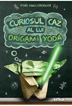 Curiosul caz al lui Origami Yoda/Tom Angleberger imagine