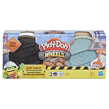 Play-Doh, Set Wheels - pavaj si ciment