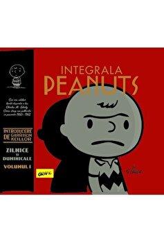 Integrala PEANUTS. Volumul 1, 1950 - 1952/Charles M. Schulz