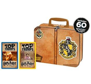 Set joc Top Trumps Harry Potter - Hufflepuff