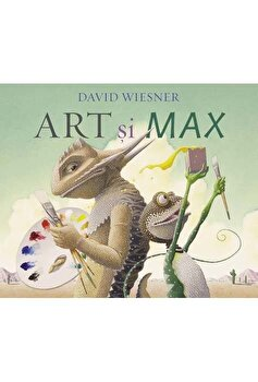Art si Max/David Wiesner