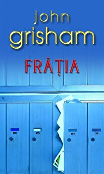 Imagine Fratia - john Grisham