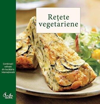Coperta Carte Retete vegetariene