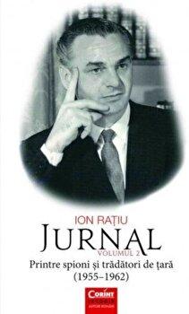 Ion Ratiu. Jurnal vol.2 (1955-1962)/Ion Ratiu imagine elefant 2021