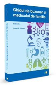 Coperta Carte Ghidul de buzunar al medicului de familie - editia a doua