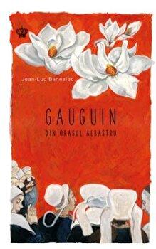 Coperta Carte Gauguin din orasul albastru