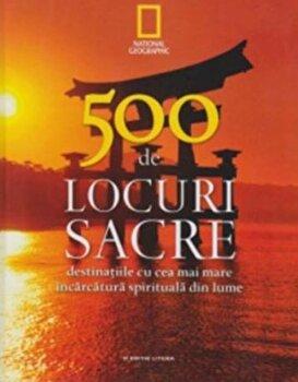 500 de locuri sacre. Vol. 1/*** imagine