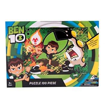 Puzzle 100 Piese + Bonus Ben 10