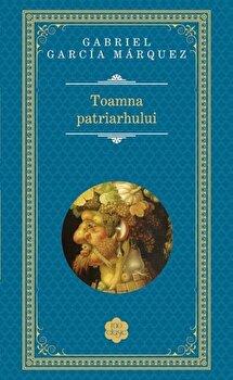 Coperta Carte Toamna patriarhului. Editia 2014