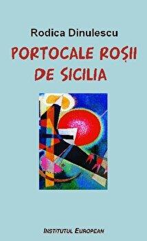 Coperta Carte Portocale rosii de Sicilia