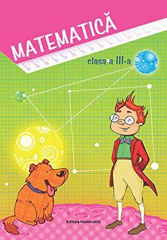 Matematica, clasa a III-a/***
