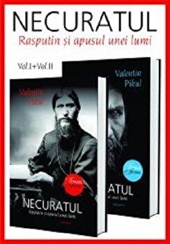 Necuratul. Rasputin si apusul unei lumi (vol.1 + vol.2)/Valentin Pikul imagine