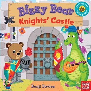 Bizzy Bear: Knights' Castle, Hardcover/Nosy Crow poza cate