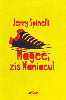 Magee, zis maniacul pb/Jerry Spinelli