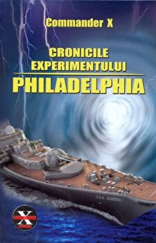 Cronicile experimentului Philadelphia/Commander X imagine