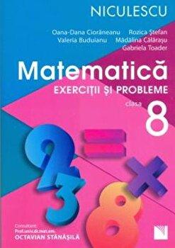 Matematica. Exercitii si probleme pentru clasa a VIII-a/***