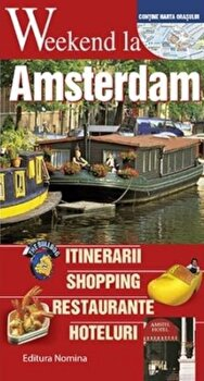 Weekend la Amsterdam/*** imagine elefant.ro 2021-2022