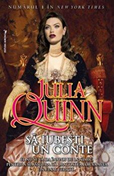 Sa iubesti un conte/Julia Quin imagine