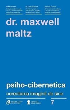 Psiho-Cibernetica/Dr. Maxwell Maltz imagine elefant.ro 2021-2022