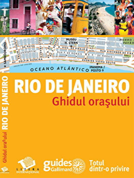 Rio de Janeiro. Ghidul orasului/*** imagine elefant.ro 2021-2022