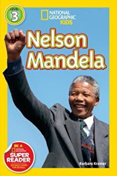 Nelson Mandela, Paperback/Barbara Kramer poza cate