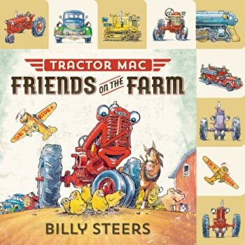 Tractor Mac: Friends on the Farm, Hardcover/Billy Steers imagine