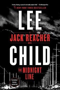 The Midnight Line: A Jack Reacher Novel, Paperback/Lee Child poza cate