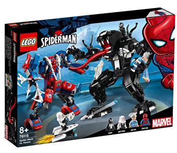 LEGO Super Heroes, Robotul paianjen contra Venom 76115