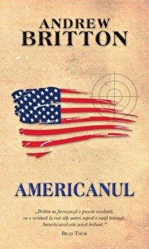 Coperta Carte Americanul