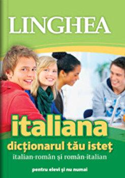 Dictionarul tau istet italian-roman si roman-italian/*** imagine elefant 2021