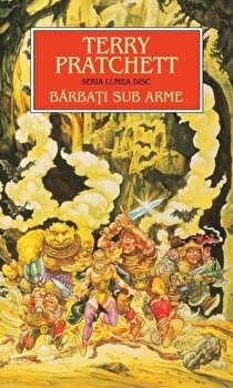 Barbati sub arme, Lumea Disc/Terry Pratchett
