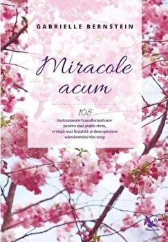 Coperta Carte Miracole acum