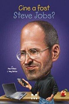 Cine a fost Steve Jobs'/Pam Pollack, Meg Belviso