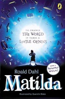 Matilda, Paperback/Roald Dahl poza cate