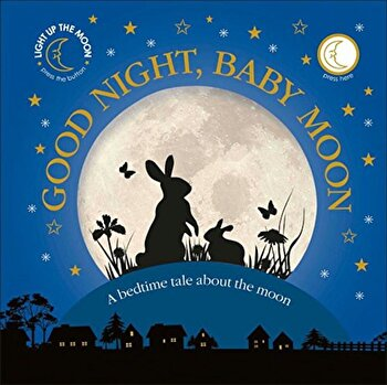 Good Night, Baby Moon, Hardcover/DK poza cate