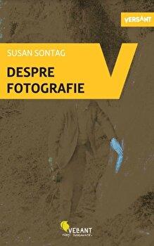 Coperta Carte Despre fotografie