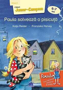 Paula salveaza o pisicuta - nivel ii/Katja Reider
