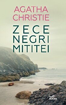 Zece negri mititei/Agatha Christie imagine elefant.ro 2021-2022