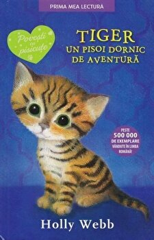 Imagine Tiger, Un Pisoi Dornic De Aventura - ***