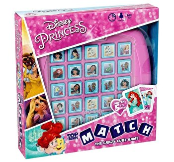 Joc Top Trumps Match - Disney Princess