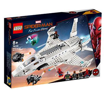 LEGO Super Heroes, Spider-Man - Avionul Stark si atacul dronei