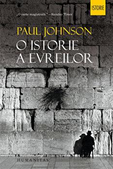 Coperta Carte O istorie a evreilor