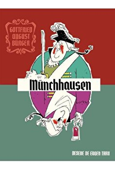 Munchhausen/Gottfried August Burger