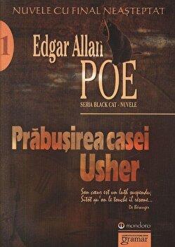 Prabusirea casei Usher/Edgar Allan Poe imagine
