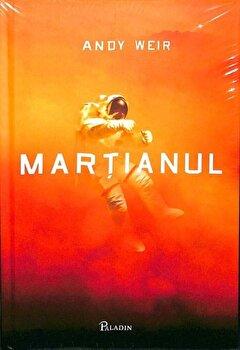 Martianul/Andy Weir imagine elefant.ro 2021-2022