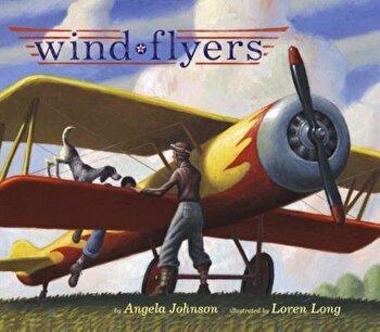 Wind Flyers, Hardcover/Angela Johnson poza cate