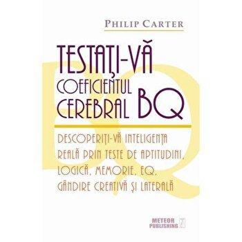 Coperta Carte Testati-va coeficientul cerebral BQ
