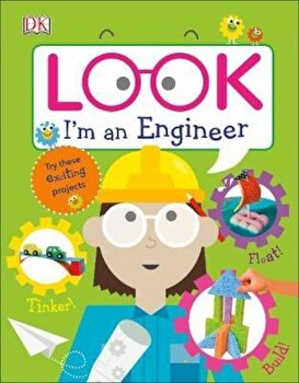 Look I'm An Engineer, Hardcover/*** poza cate