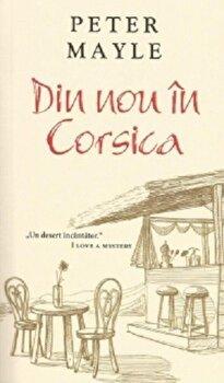 Coperta Carte Din nou in Corsica